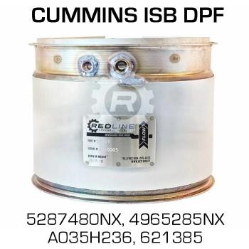 4965285NX Cummins ISB DPF (RED 58801)