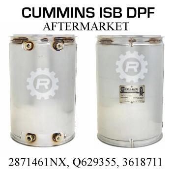 2871461 Cummins ISB DPF (RED 52981)