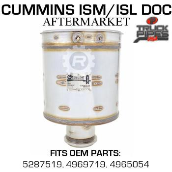 4965054 Cummins ISM/ISL Diesel Oxidation Catalyst 58817
