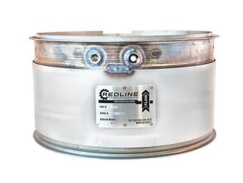 4965243NX Cummins ISM Diesel Oxidation Catalyst 58803