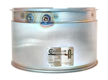 A030W858 Cummins ISX Diesel Oxidation Catalyst 58805
