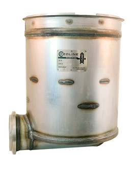 4965079 Cummins ISX Diesel Oxidation Catalyst 58820