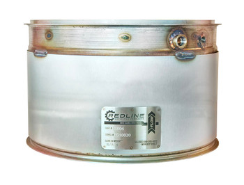 A047B275 Cummins ISX Diesel Oxidation Catalyst 58806