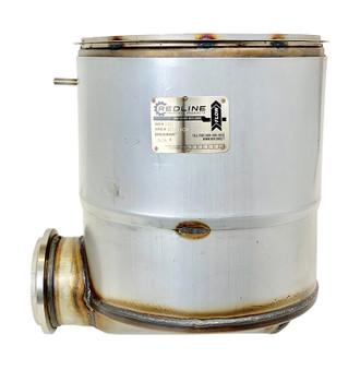 2880165NX Cummins ISX Diesel Oxidation Catalyst 58814