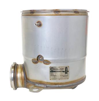 2880506NX Cummins ISX Diesel Oxidation Catalyst 58815