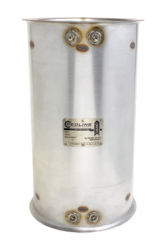 0117438 Caterpillar C7 Diesel Particulate Filter 53122