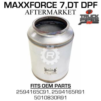 2594165R91 Navistar Maxxforce 7,DT DPF 52953