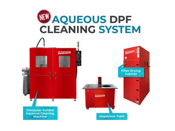Filtertherm Aqueous DPF Cleaning Package FTM 8006