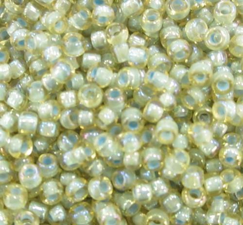 11-0356F, Sage-Lined Amber (28 gr.)