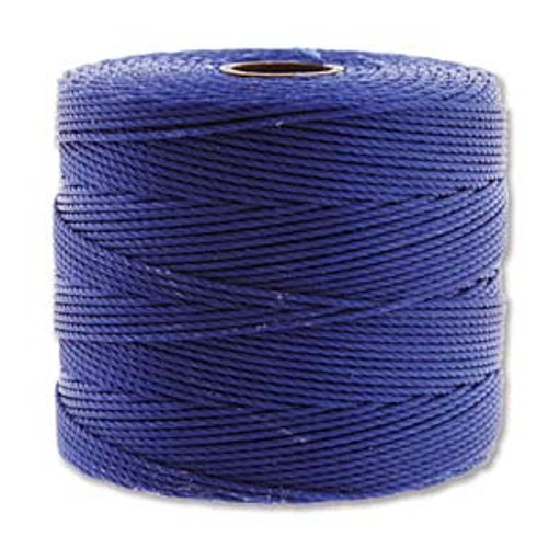 S-Lon Bead Cord, Capri Blue (TEX 135, Fine Weight) (118 yd)