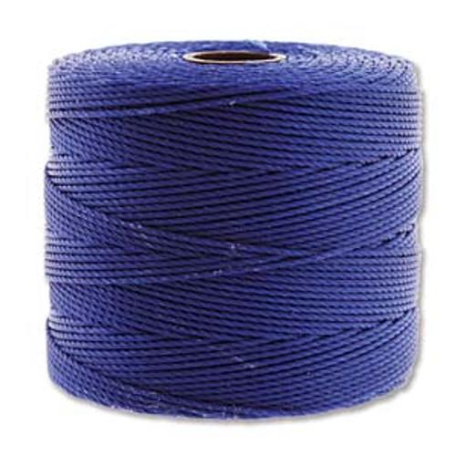 S-Lon Bead Cord, Capri Blue (TEX 135, Fine Weight) (118 yd)