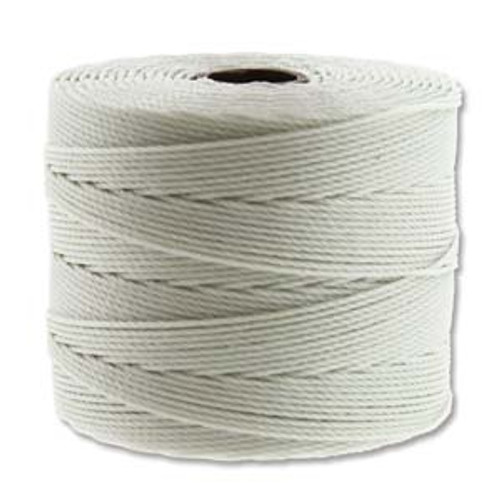 S-Lon Bead Cord, Cream (TEX 135, Fine Weight) (118 yd)