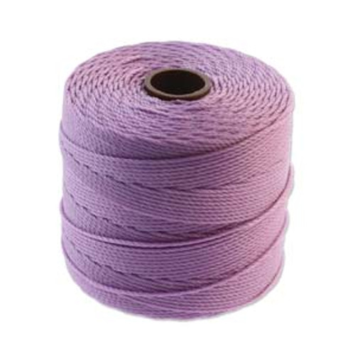 S-Lon Bead Cord, Light Orchid (TEX 135, Fine Weight) (118 yd)