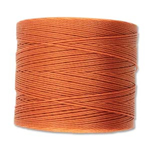 S-Lon Bead Cord, Rust  (TEX 70, Micro Weight) (262 yd)