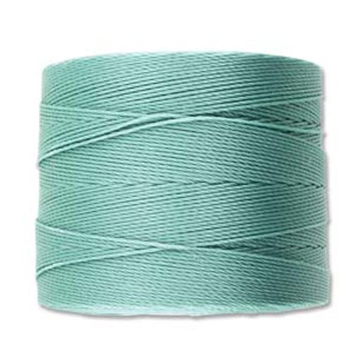 S-Lon Bead Cord, Vintage Jade  (TEX 70, Micro Weight) (262 yd)