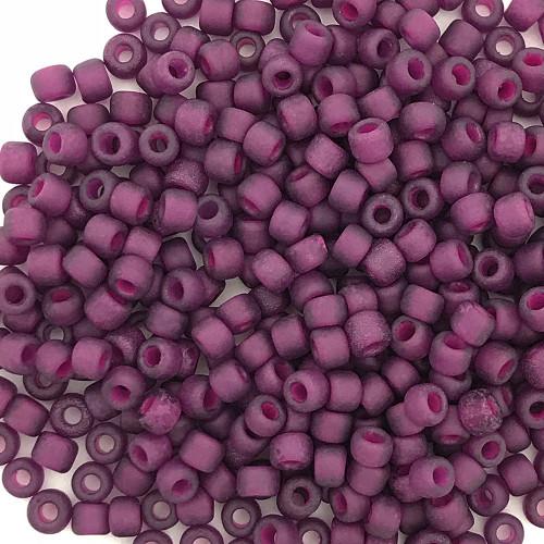8-F0399E,  Matte Color-Lined Dark Fuchsia (28 gr.)