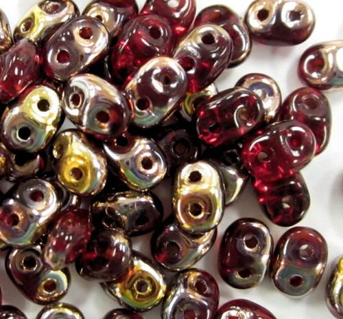 SuperDuos, Ruby Capri Gold (10 gr.)