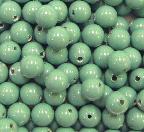 4mm Swarovski Pearls, Jade (Qty: 50)