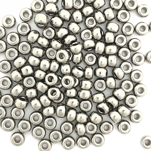 6-0190, Nickel Plated Antique Silver (28 gr.)