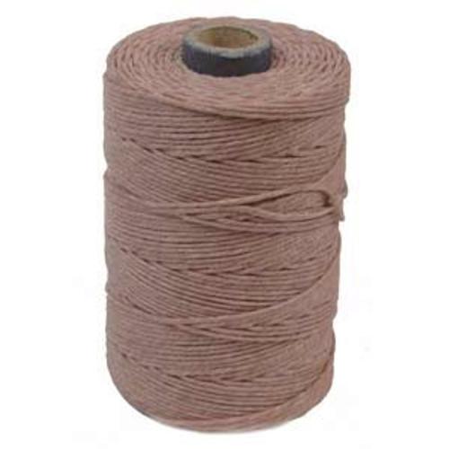 Irish Waxed Linen, 7-Ply, Victorian Rose (10 yards)