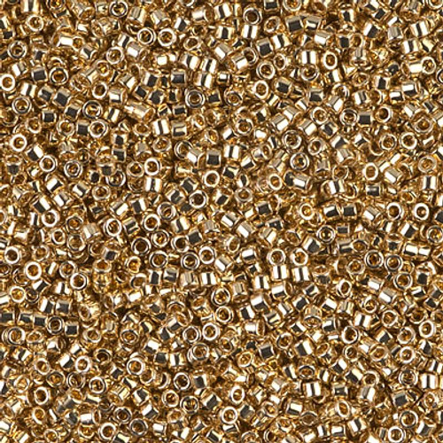 Size 11, DB-0034, 24kt Light Gold-Plated (10 gr.)