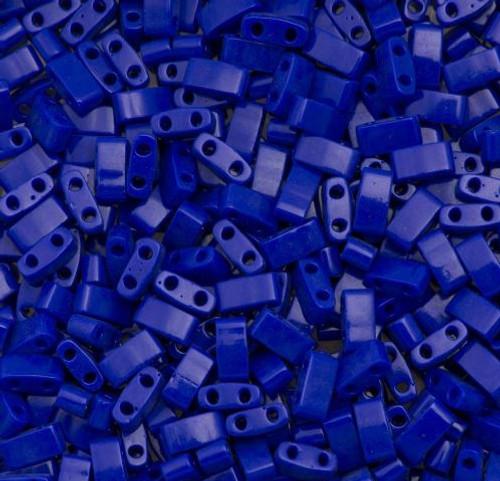 Half Tilas, Opaque Cobalt Blue, Color 0414 (10 gr.)