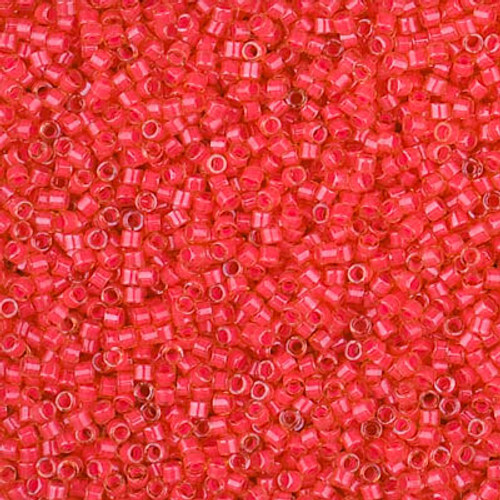 Size 11, DB-2051, Luminous Poppy Red (10 gr.)