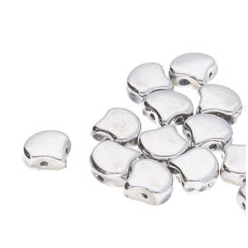 Ginko Beads, Full Labrador (Czech Shield) (Qty: 25)
