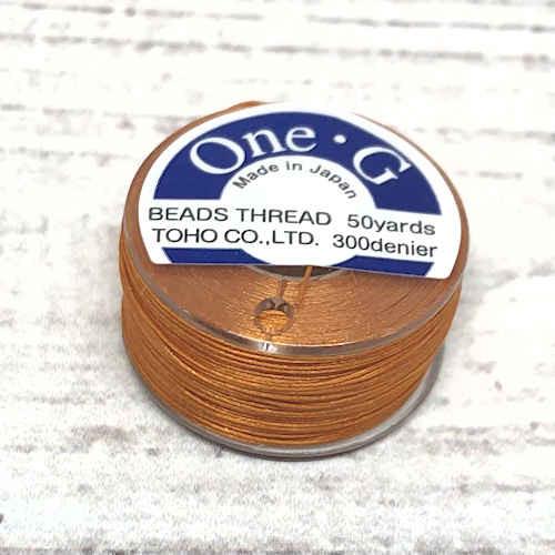 One G Thread - Orange (50 yds.)