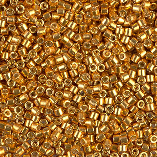 Size 10, DBM-1833, Duracoat Galvanized Yellow Gold (10 gr)