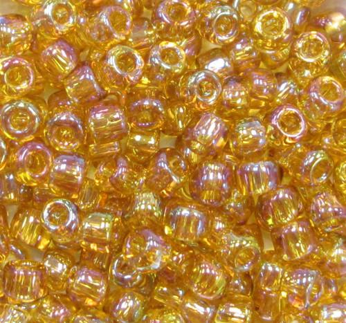 6-0251, Transparent Light Topaz AB (28 gr.)