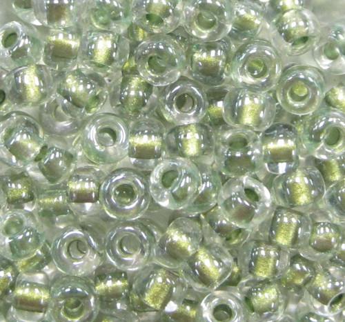 6-0764, Shimmering Magic-Lined Soft Green (28 gr.)