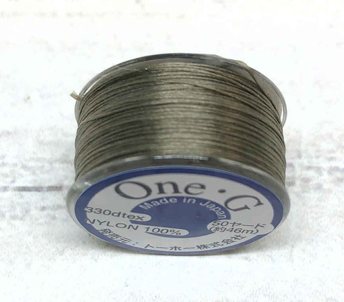 One G Thread - Light Khaki (50 yds.)