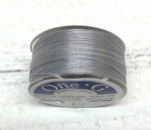 One G Thread - Light Grey (50 yds.)