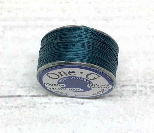 One G Thread - Deep Green (50 yds.)