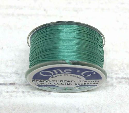 One G Thread - Medium Green (Mint) (50 yds.)