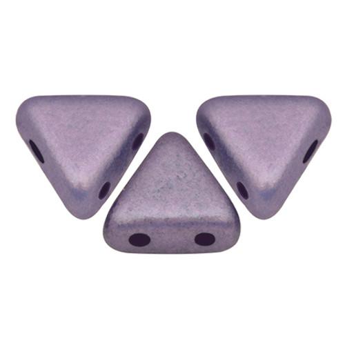 Kheops par Puca Beads, Metallic Purple (6mm) (Qty: 25)