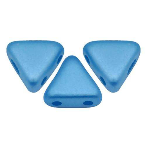 Kheops par Puca Beads, Pastel Turquoise (6mm) (Qty: 25)