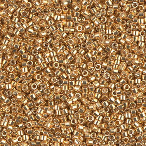 Size 11, DB-0410, Galvanized Bright Gold (10 gr.)