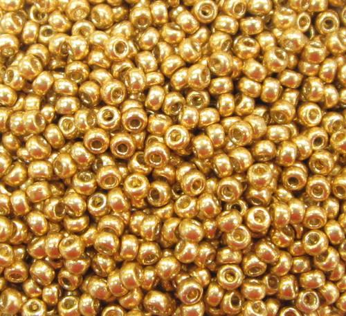 11-D4202, Duracoat Medium Gold (28 gr.) (Miyuki)