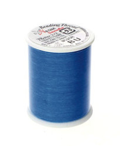 Nozue Sonoko Beading Thread Spool, Blue