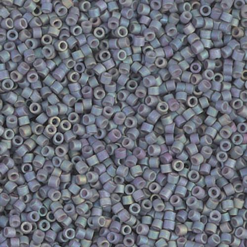 Size 11, DB-1063, Matte Metallic Blue Slate AB (10 gr.)