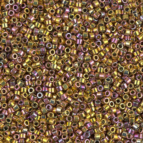Size 11, DB-0507, 24K Pink Gold AB (10 gr.)