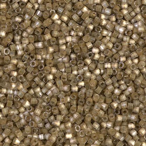 Size 11, DB-0671, Leopard Skin Silk Satin (10 gr.)
