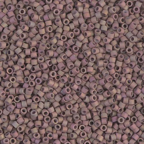 Size 11, DB-1061, Matte Metallic Dusky Clay AB (10 gr.)