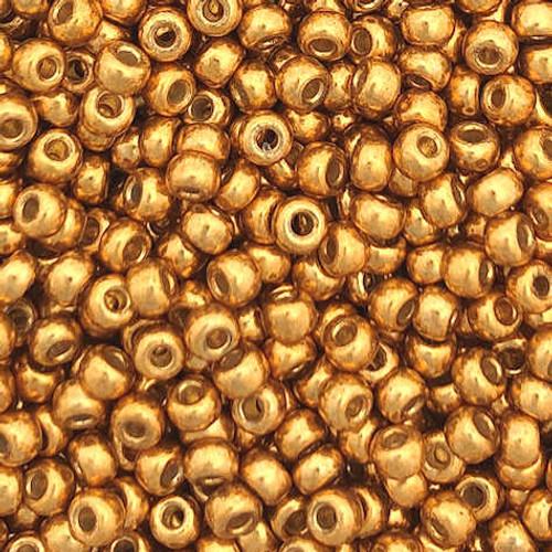 8-D4203, Duracoat Deep Gold (Miyuki) (28 gr.)