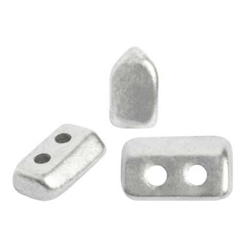 Piros par Puca Beads, Aluminum Silver (5 gr.)