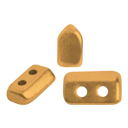 Piros par Puca Beads, Brass Gold (Bronze Gold Matte) (5 gr.)