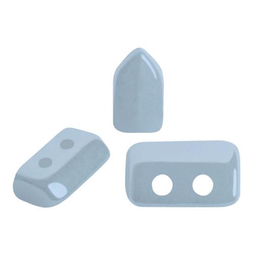 Piros par Puca Beads, Blue Luster (Opaque Blue Ceramic Look) (5 gr.)