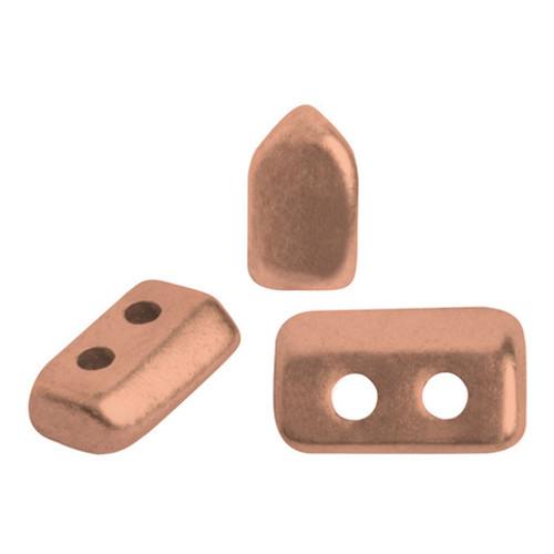Piros par Puca Beads, Vintage Copper (Copper Gold Matte) (5 gr.)